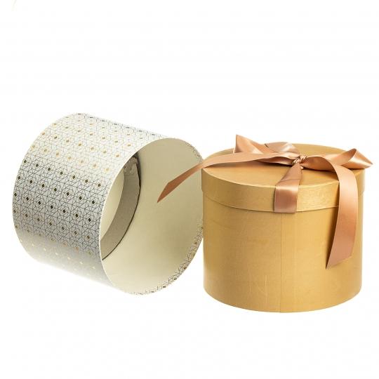 """Цветочная коробка """"Мерелин"""", белый (8517-007)"""