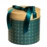 """Цветочная коробка """"Мерелин"""", зеленый (8517-010)"""