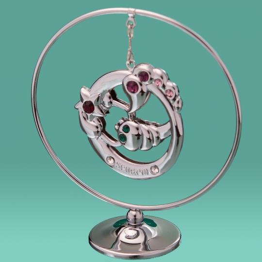 """Кольцо """"Скорпион"""" (0457-105/GA-SL)"""