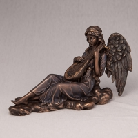 """Статуэтка """"Играющий ангел"""" (22*15 см)"""