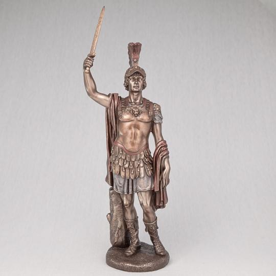"""Статуэтка """"Александр Великий"""" (33 см) (71969A4)"""
