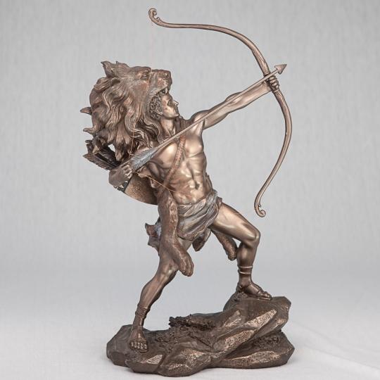 """Статуэтка """"Геракл на охоте"""" (29 см) (73237 A4)"""