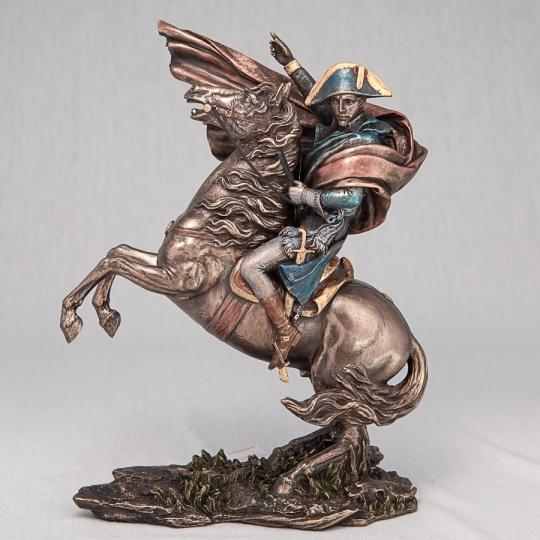 """Статуэтка """"Наполеон на коне"""" (23 см) (73444 A4)"""