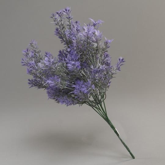 Искуственный цветок (34 см, PURPLE)