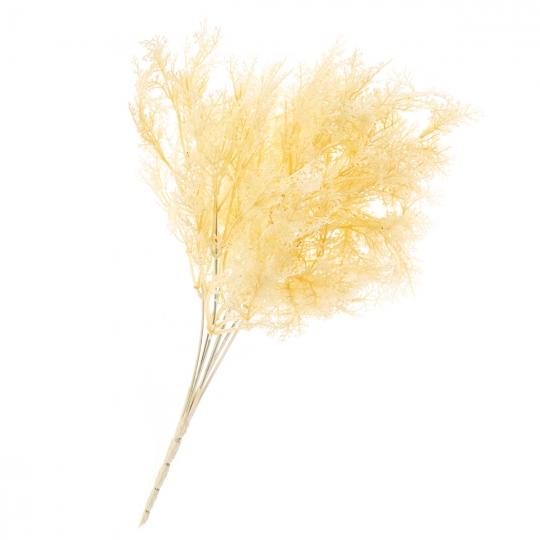 """Декоративная ветвь """"Золотистый сухоцвет"""" (8031-020)"""