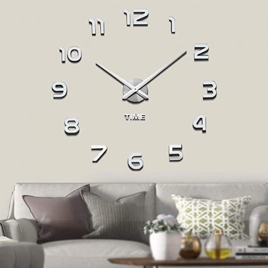 Большие настенные 3Д часы ( от 70 до 150 см) (8516-016)