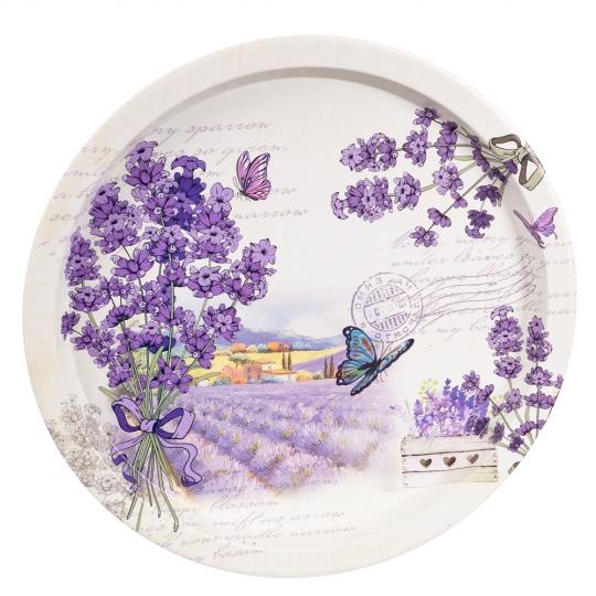 "Поднос круглый ""Provence"" (8005-006)"