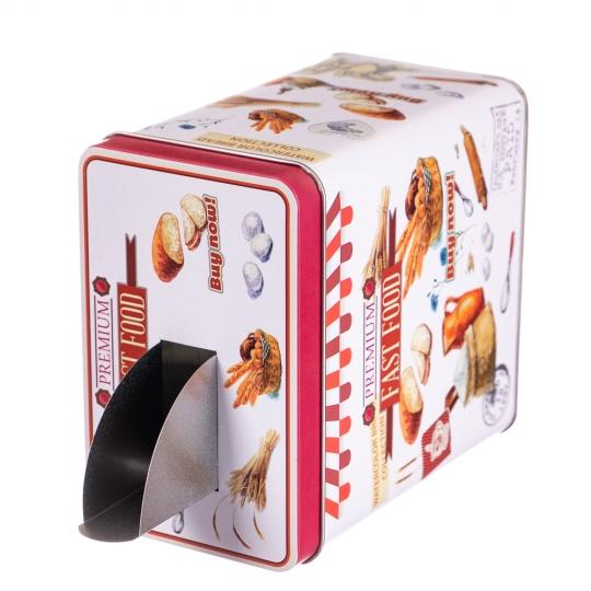"""Коробка  для хранения с дозатором """"Fast Food"""" (8005-015)"""