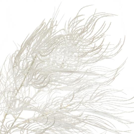 Искуственная ветка, белоснежная (8139-002)