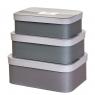 """Набор коробок """"Наслаждение"""" (grey) (8013-025)"""