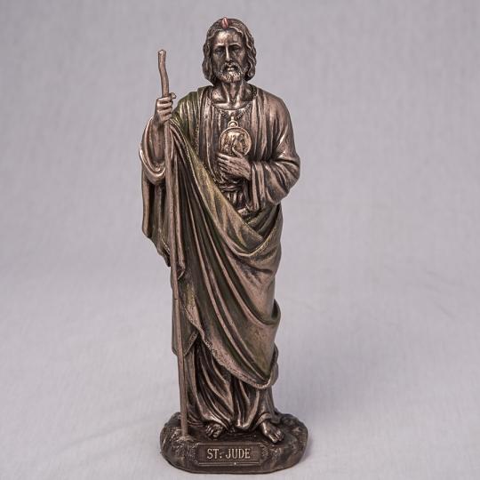 """Статуэтка """"Апостол Иуда Фаддей"""" (21 см), без упаковки (00BR-76051A4)"""