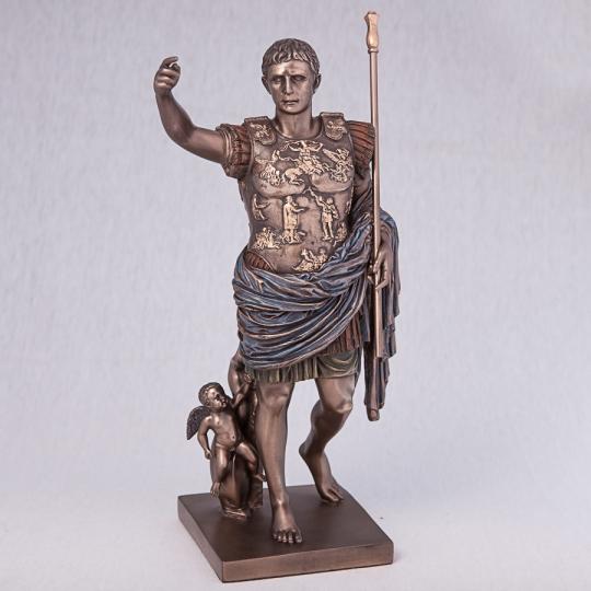 "Статуэтка ""Император Август"" (29 см) (73509A4)"