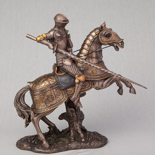"Статуэтка ""Рыцарь на коне"" (27 см) (73740 A4)"