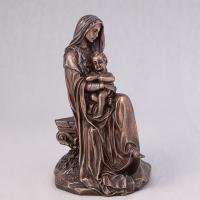 """Статуэтка """"Дева Мария c Иисусом на руках"""" (15 см)"""