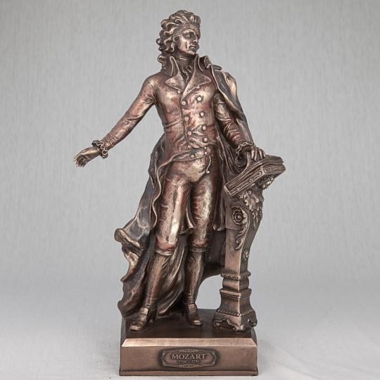 """Статуэтка """"Вольфганг Амадей Моцарт"""" (32 см) (75392 A4)"""