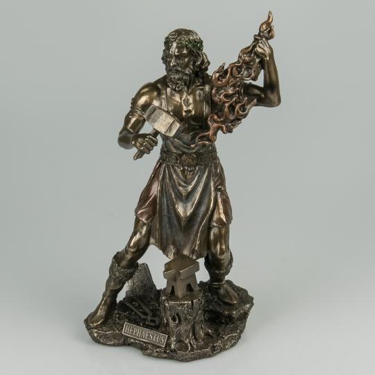 """Статуэтка """"Гефест"""" (31 см) (75798 A4)"""