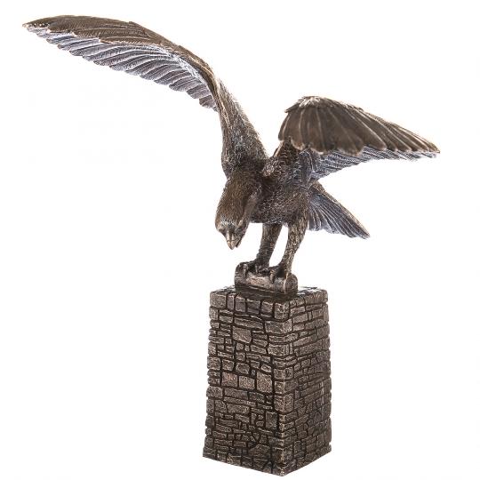 """Статуэтка """"Орел на башне"""" 28 см"""