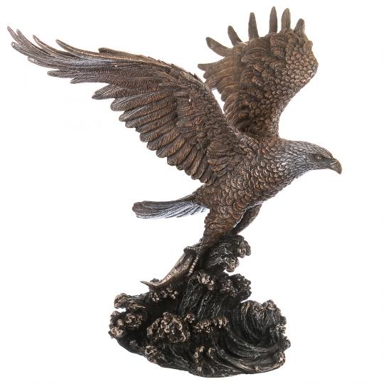 "Статуэтка ""Орел на охоте"" 31 см (75227A4)"