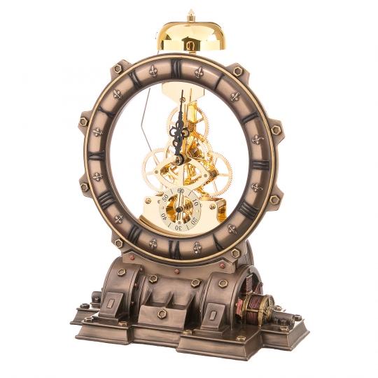 """Часы с боем """"Генератор"""" 22 см"""