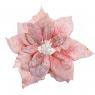 Цветок снежный розовый (6008-012)