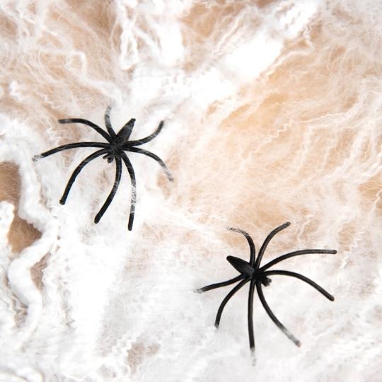 """Декор на Хэллоуин """"Паутина с паучками"""" (8810-009)"""