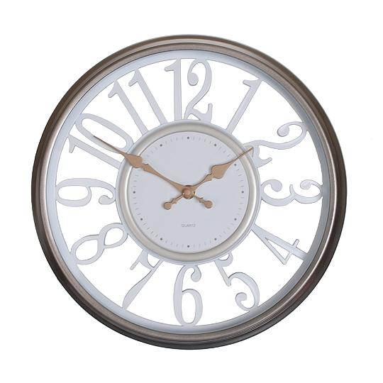 Часы 30,5, небольшая царапина на рамке,точка и полоса на стекле (00BR-2005-002)