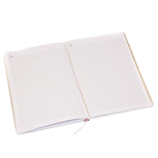 """Блокнот, серия """"Сияние"""" (80 листов, клетка) (8016-003)"""