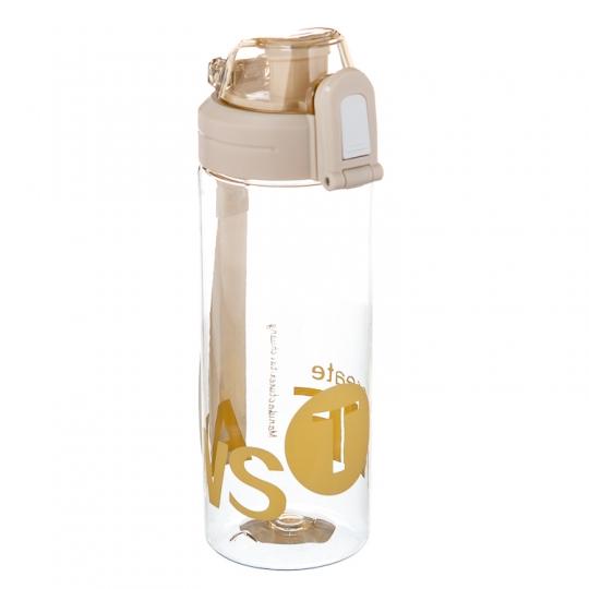 """Бутылка для спорта """"Вдохновение"""" (550мл) *рандомный выбор (047JH)"""