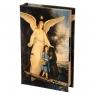 """Книга-сейф """"Ангел-хранитель"""" (26*17*5 см) (066U)"""
