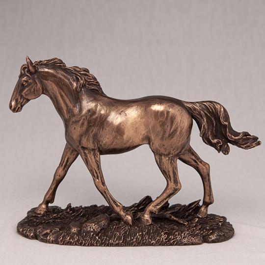 """Статуэтка """"Бегущий конь"""" (14 см) (76064A1)"""