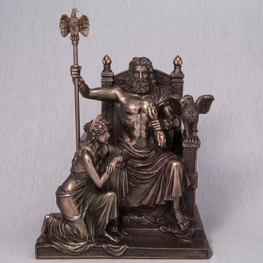 """Статуэтка """"Зевс и Гера"""" (28 см) (76068A4)"""
