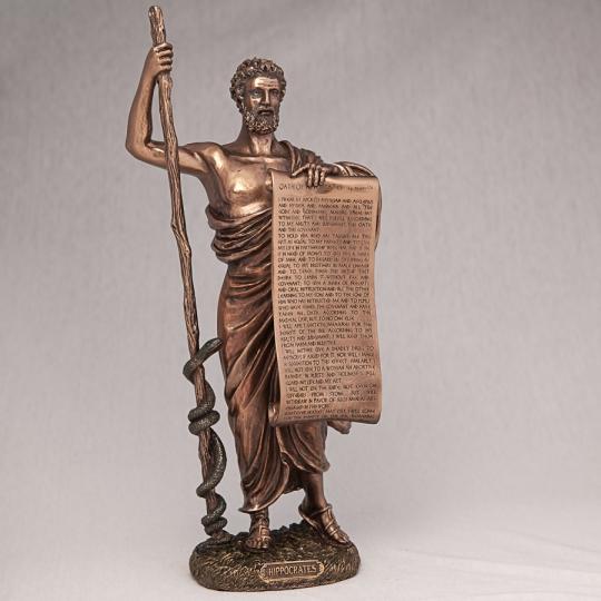 "Статуэтка ""Гиппократ"" (34 см) (76078A4)"