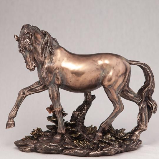 """Статуэтка """"Дикая лошадь"""" (20 см) (76105A4)"""