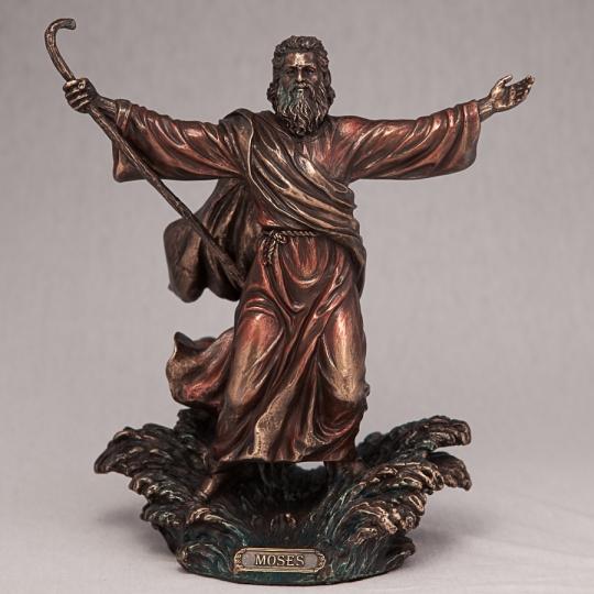 """Статуэтка """"Моисей"""" (22 см) (76155A4)"""