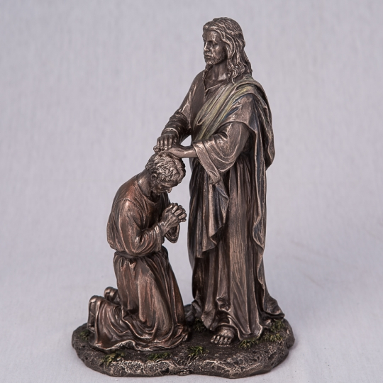"""Статуэтка """"Всепрощающий Иисус"""" (20 см) (76259A4)"""
