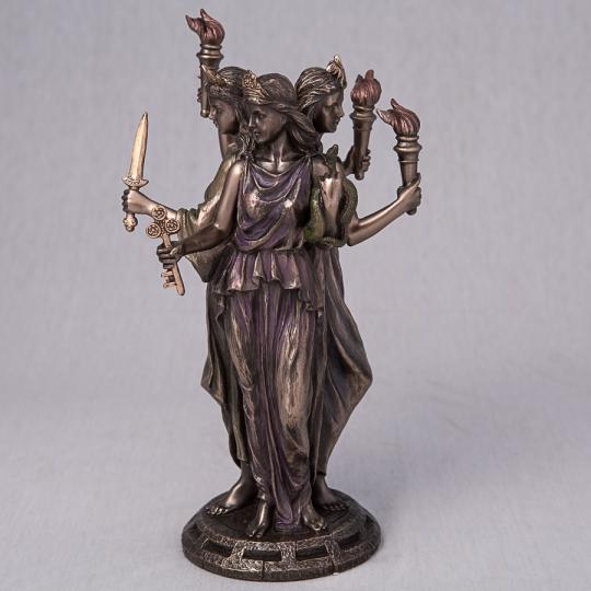 """Статуэтка """"Геката - богиня волшебства"""" (21 см)"""