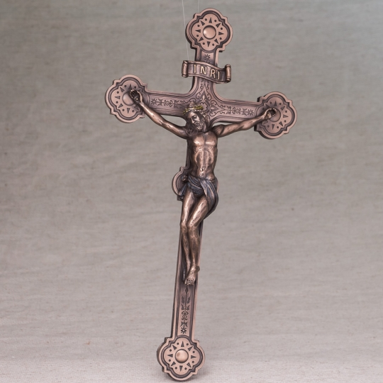 """Статуэтка """"Крест"""" (38*20 см) (76435A4)"""