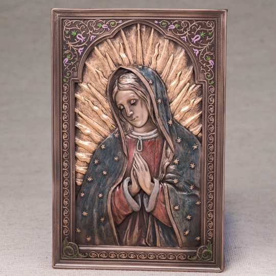 "Картина ""Дева Мария"" (15*23 см)"