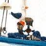 "Фигурка ""Чайка на корабле"" (099JH)"