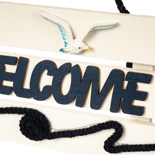 """Подвесной декор """"Welcome"""" (104JH)"""