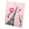 """Зеркало косметическое на подставке """"Влюбенность в Париже"""" (318JH)"""