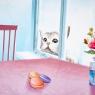 "Блокнот ""Домашний любимец"" 4 вида (линия) (8129-004)"