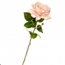 """Цветок искусственный """"Роза садовая перламутровая"""" (2000-030PK)"""