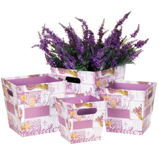 Комплект коробок (4 шт)