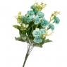 """Цветочный букет """"Голубой"""" (8023-002/blue)"""