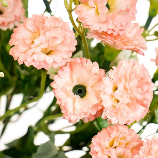 """Цветочный букет """"Персиковый"""" (8023-002/peach)"""