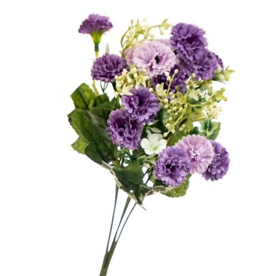 """Цветочный букет """"Лиловый"""" (8023-002/violet)"""