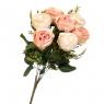 """Цветочный букет """"Персиковые мечты"""" (8023-003/peach)"""