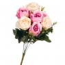 """Цветочный букет """"Розовый лимонад"""" (8023-003/pink)"""
