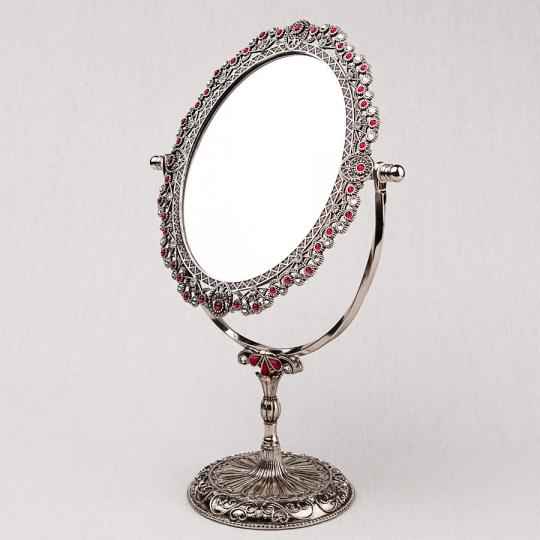 """Зеркало """"Россыпи рубина"""" (20*31 см)"""